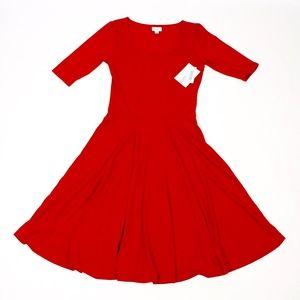 NWT Nicole dress {LuLaRoe}